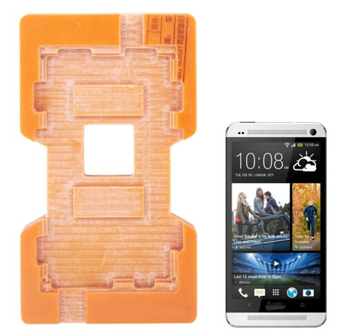 Precision Screen Refurbishment Mould Molds for HTC One / M7 LCD and Touch Screen