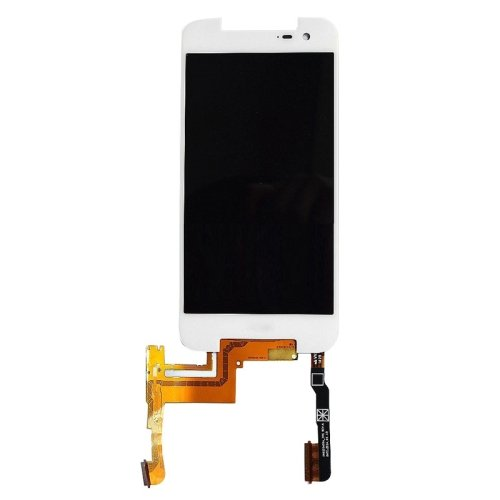 LCD Display + Touch Screen Digitizer Assembly Replacement for HTC Butterfly 2(White)