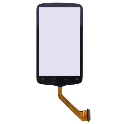 Replacement Touch Panel for HTC Desire S (G12)(Black)