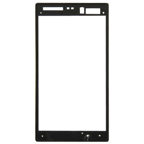 Front Housing Replacement for Nokia Lumia 520(Black)
