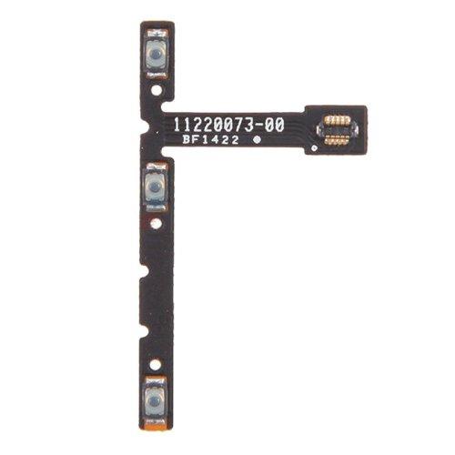 Power Button & Volume Button Flex Cable Ribbon Replacement Parts for Nokia XL