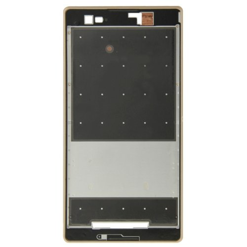 Front Housing Replacement for Sony Xperia T2 Ultra(Gold)