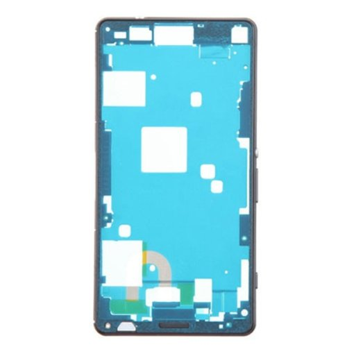 Front Housing LCD Frame Bezel Plate Replacement for Sony Xperia Z3 Compact / D5803 / D5833