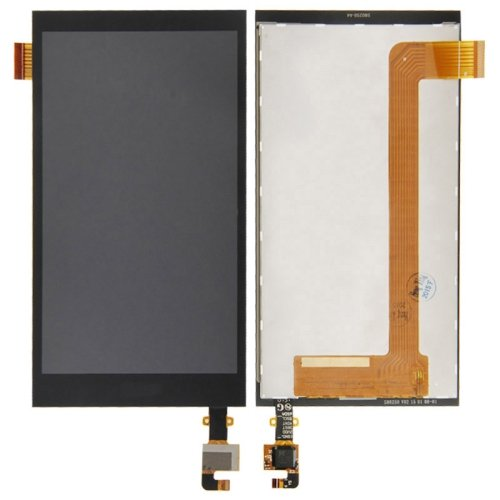 LCD Display + Touch Screen Digitizer Assembly Replacement for HTC Desire 620G Dual SIM(Black)