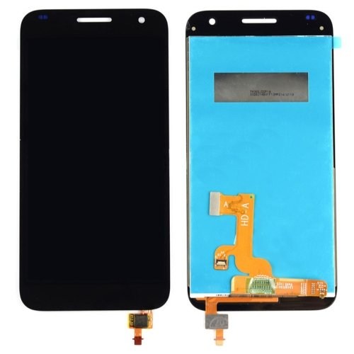 LCD Screen + Touch Screen Digitizer Assembly for Huawei Ascend G7(Black)