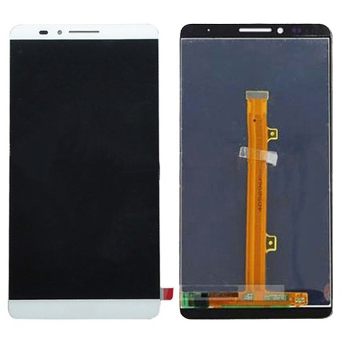LCD Screen + Touch Screen Digitizer Assembly for Huawei Ascend Mate 7(White)
