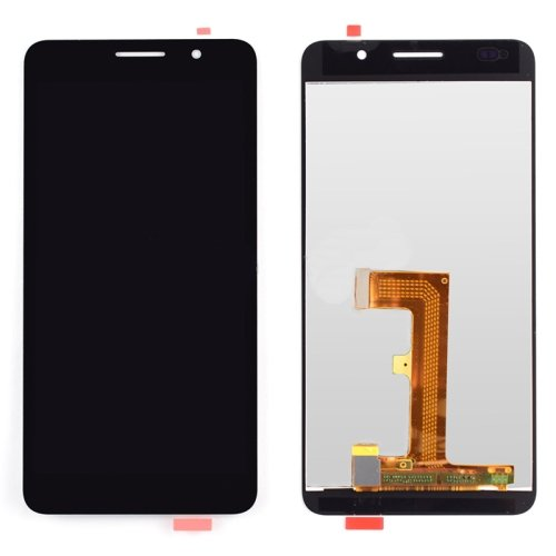 LCD Screen + Touch Screen Digitizer Assembly for Huawei Honor 6(Black)
