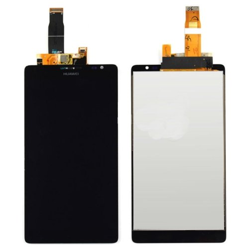 LCD Screen + Touch Screen Digitizer Assembly for Huawei Ascend Mate 1(Black)
