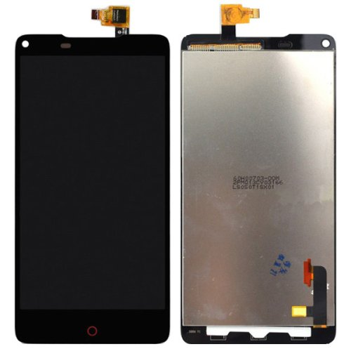 LCD Screen + Touch Screen Digitizer Assembly for ZTE Nubia Z5S / NX503(Black)