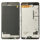 Front Housing LCD Frame Bezel Plate Replacement for Microsoft Lumia 640