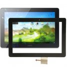 Touch Screen Digitizer Assembly with Frame Replacement for Huawei MediaPad 10 Link / S10-201(Black)