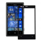 Nokia Lumia 720 Front Screen Outer Glass Lens(Black)