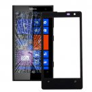 Nokia Lumia 1020 Front Screen Outer Glass Lens(Black)