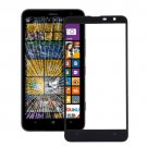 Nokia Lumia 1320 Front Screen Outer Glass Lens(Black)
