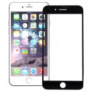 iPhone 7 Plus Front Screen Outer Glass Lens(Black)