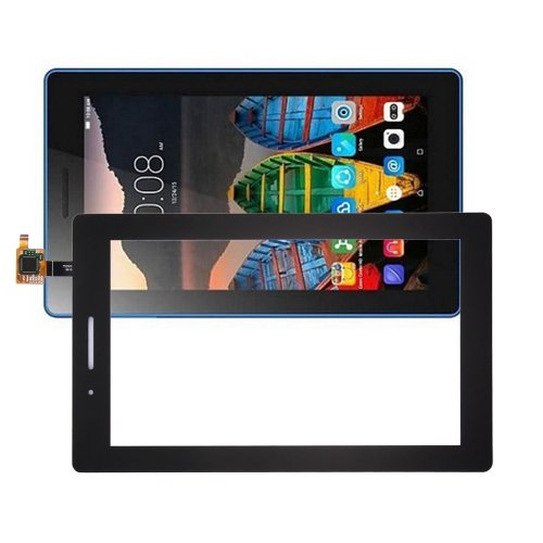 Lenovo Tab3 7 Essential / Tab3-710f Touch Screen Digitizer Assembly (Black)