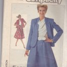 Simplicity 7451 size 10, may be missing pieces