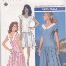 Butterick 6423 Pattern Uncut FF size 14 16 18 Midi Dress
