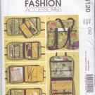 McCall's Crafts M5120 Pattern Hobby Portfolio Organizers Uncut FF for Scrapbooking