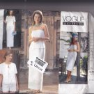 Vogue 2432 Pattern Uncut 12 14 16 Summer Jacket Dress Top Skirt Pants Shorts