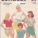 Butterick 4291 size 16, may be missing pieces, 50 cents plus shipping