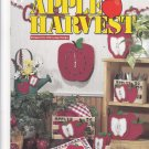 Apple Harvest Plastic Canvas pattern booklet 181013 Celia Lange Designs Kitchen Decor
