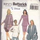 Butterick BP371 Pattern uncut xs small medium Poncho-Style Jacket Tunic Skirt Pants