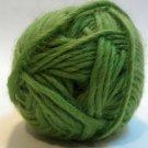 Stitch Nation by Debbie Stoller Full O' Sheep Wool Yarn Thyme 2640 Green 3.5 oz 100g 155 yards