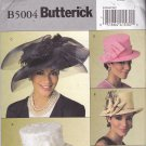 Butterick B 5004 Pattern Uncut Dress Church Hats