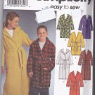 Simplicity 9941 Pattern Uncut Boys Girls 12 14 16 Robe Designs by Karen Z