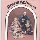 Dream Spinners 131 Treasured Friends Pattern Uncut 15 inch Doll