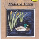 Mallard Duck MD-004 Woodland Critters Picture Piecing Pattern Uncut Quilting England Design Studios