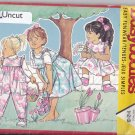 Butterick 4152 Pattern Uncut 1 2 3 Jumpsuit Jumper Girls Children Kids Toddlers Ruffle
