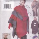 Vogue 9689 Pattern One Size Uncut Double Sided Fleece Accessories