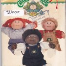 Butterick 6508 Pattern Uncut Cabbage Patch Kids CPK Clothes Transfers Included