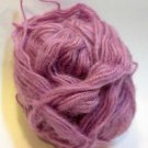 Unknown Brand Mohair Orchid Pink Yarn 49g