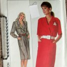 Simplicity 9147 sewing dress pattern 14 16 18 20 uncut