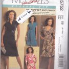 McCall M5752 Pattern Uncut Palmer Pletsch Perfect Knit Dress 8 10 12 14