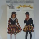 Butterick 3706 Easy Toddler Party Dress Pattern 2 3 4 uncut It's Enchanting