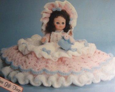 Crochet Pattern to make Bed Dolls & Sweet Dreams Emma