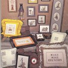 Country Graphs by Barbara and Cheryl Cross Stitch Design Booklet