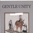 Stoney Creek Collection Gentle Unity Cross Stitch Chart Booklet Amish Samplers