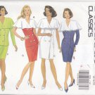 Butterick 5904 Easy Pattern 12 14 16 Dress Top with Capelet Skirt Uncut