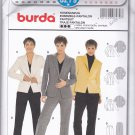 Burda 8279 Uncut 10 12 14 16 18 20 22 Pantsuit Pants Blazer Jacket