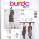 Burda Style 7482 uncut 10 12 14 16 18 20 22 Jumper Dress Knee Length