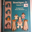 Bright Ideas Boutique It Volume 2 Tole Painting Pattern Book Betty Headman