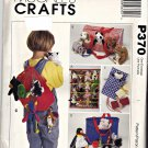 P370 McCall Crafts Pattern Accessories for Beanie Babies Uncut