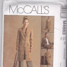 McCall's M4663 Uncut 16 18 20 22 Non Stop Wardrobe Lined Jacket Top Skirt Pants