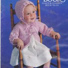 Coats & Clark Baby Book 251 Knitting and Crochet Pattern Booklet