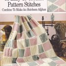 "Leisure Arts ""63 Easy To Crochet Pattern Stitches"" Booklet 555 Darla Sims"